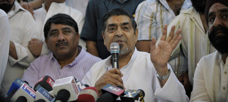 CBI to re-examine evidence against Tytler in anti-Sikh riots