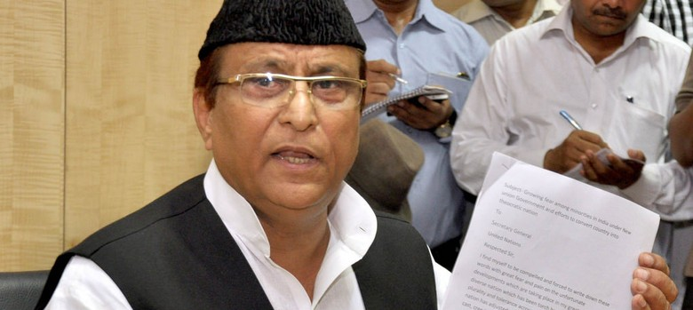Rape survivor slams Azam Khan after he blames her for 'seeking fame'