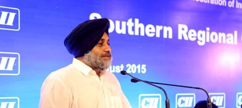 Congress supporting pro-Khalistan groups, says Punjab deputy CM