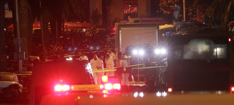 Islamic State claims responsibility for bus attack in Tunis