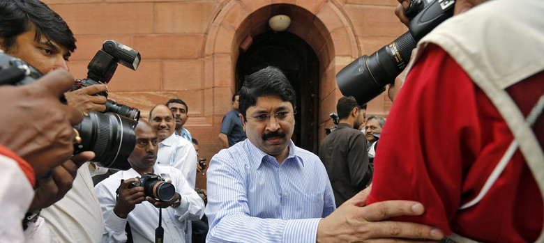 SC orders Dayanidhi Maran to appear before CBI in telephone exchange case