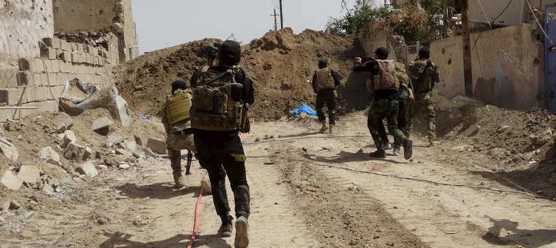 Iraq forces retake large part of Ramadi city from Islamic State, say officials
