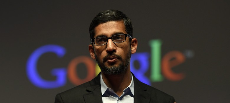 Google CEO speaks out against Trump's remarks, says Muslims must be supported