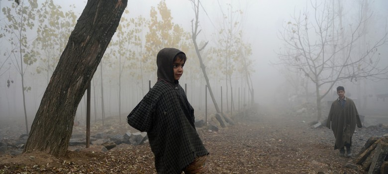 Coldest day of the season in Leh as north India shivers