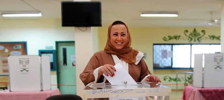 20 women have won seats in Saudi Arabia's historic local elections
