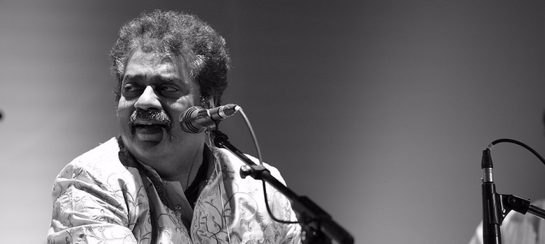 The Carnatic vocalist who sings Urdu blues