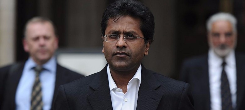 Lalit Modi back as Rajasthan Cricket Association chief