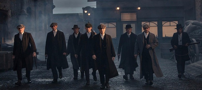 Guns, gangsters and grit: meet the Peaky Blinders of Birmingham