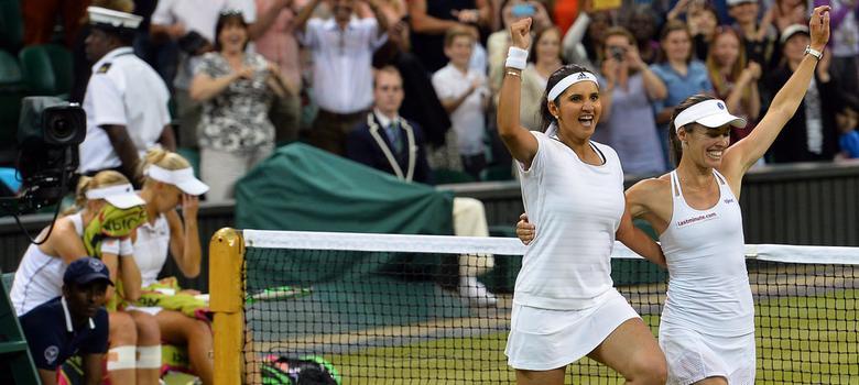 Sania Mirza, Martina Hingis named ITF's women's doubles champions