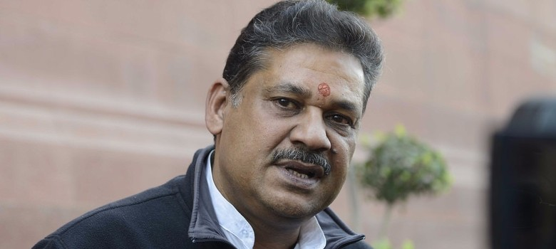 BJP suspends MP Kirti Azad for attacking Arun Jaitley