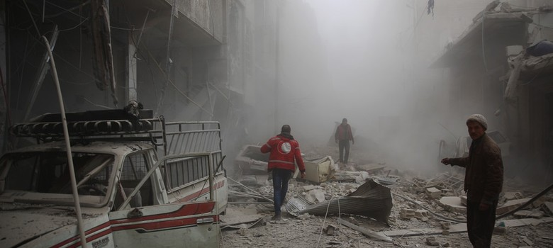 Russia rejects Amnesty's charges of war crimes in Syria
