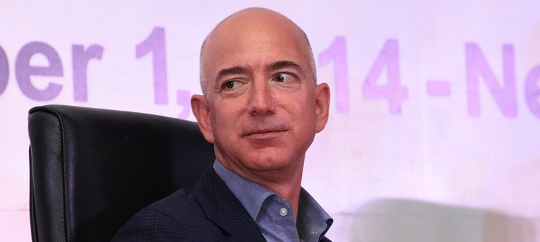 The world's richest got poorer this year, but Amazon's Jeff Bezos did not