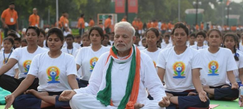 'Only Nixon could go to China': Or why Modi can calmly tweet about Yoga during a terror attack