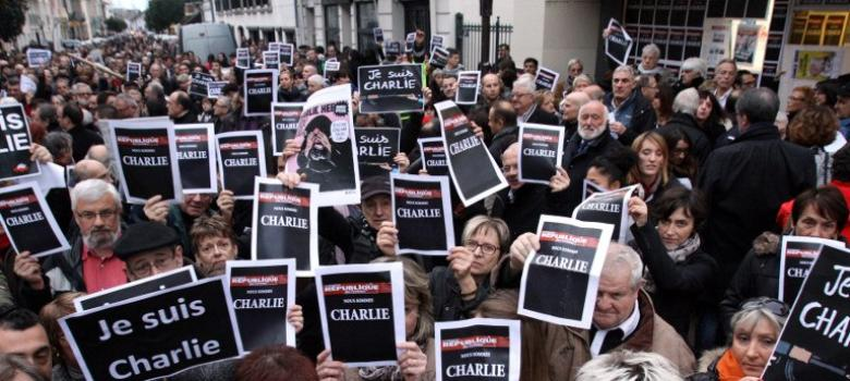 Charlie Hebdo attacks anniversary edition cover: 'The assassin is still at large'