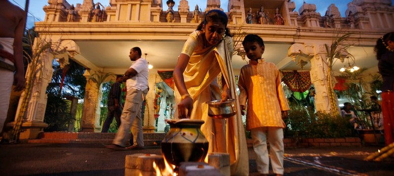 From sky-clad devotees to chappals in plastic bags, a short survey of dress codes in religious shrines