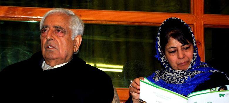 Mehbooba Mufti set to become first woman CM of Jammu and Kashmir
