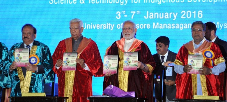 The 103rd Indian Science Congress was a circus, a carnival, a curiosity generator