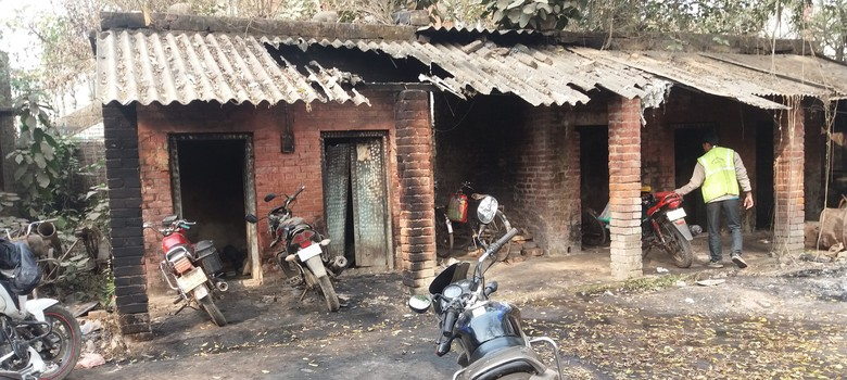 Was Malda really an incident of communal violence?