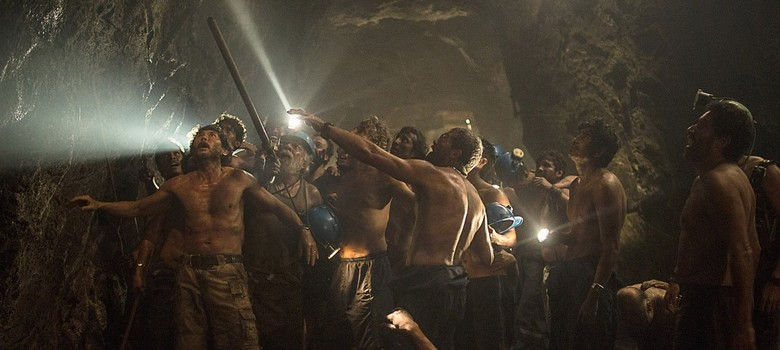 Film review: Mining drama 'The 33' is beyond rescue