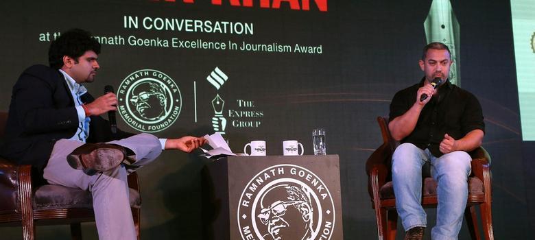 BJP leader Ram Madhav takes a dig at Aamir Khan on intolerance