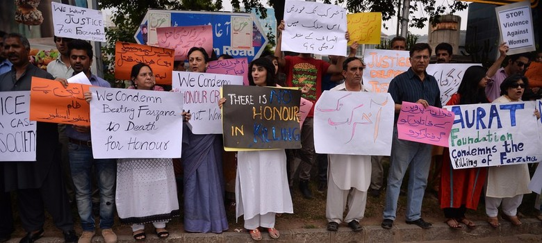 To eradicate 'honour' killings, Pakistan must first refer to the practice as murder