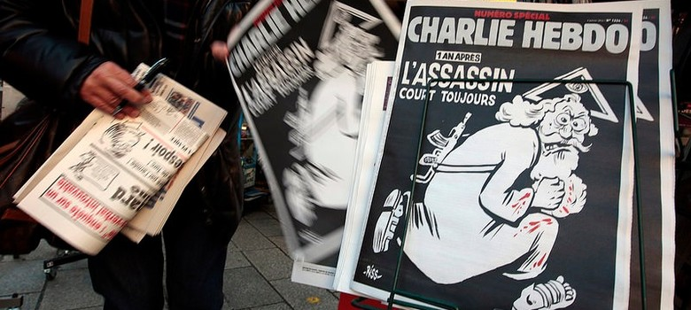 Charlie Hebdo reinforces the very racism it is trying to satirise