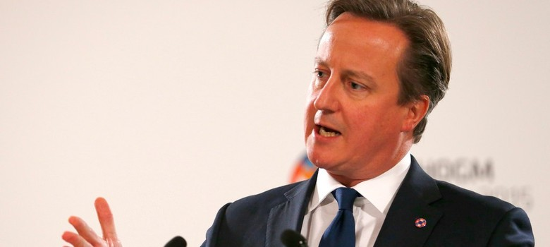 Immigrants should learn English or face deportation: British PM David Cameron