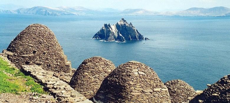 The remote Irish monastery where medieval Christianity meets fictional Jedi spiritualism