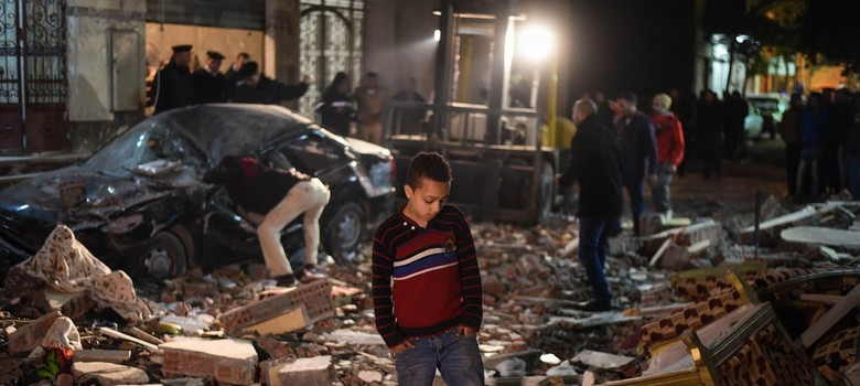 Islamic State claims responsibility for blast that killed nine near Giza pyramids