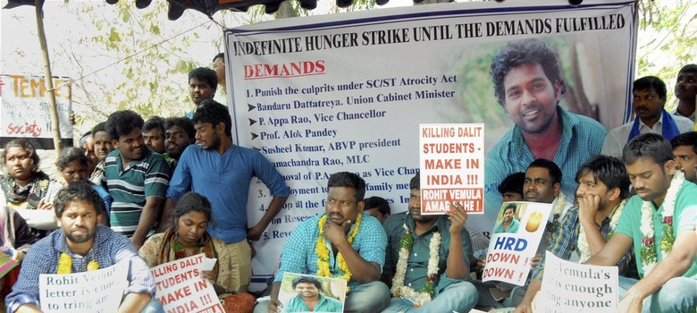 Rohith Vemula suicide: HRD Ministry to set up Judicial Commission to investigate the incident