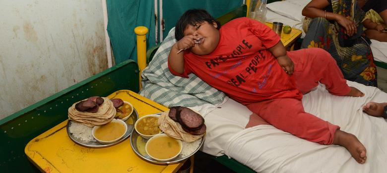 41 million children aged under five are overweight, says WHO