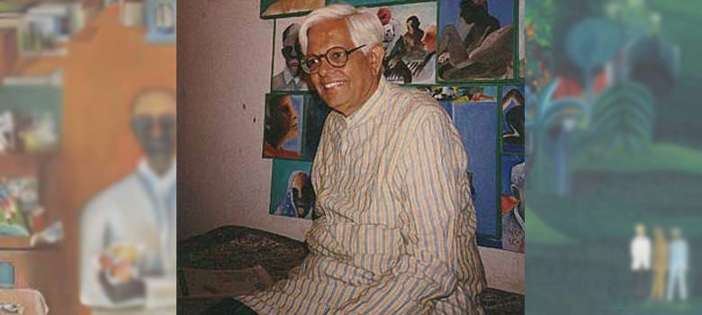 Remembering the legacy of Bhupen Khakhar, India's first openly gay artist