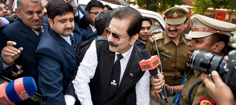 Sahara wants to sell Force India shares, planes and hotels to get bail for Subrata Roy