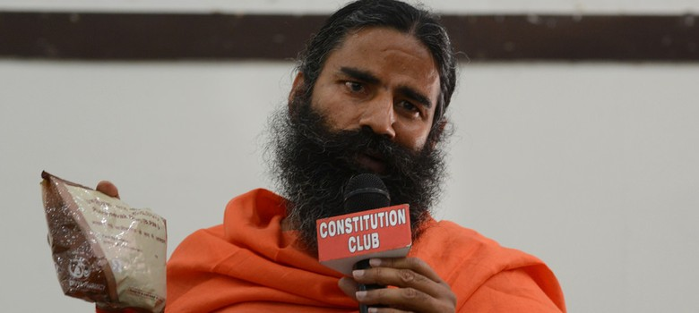 Yoga guru Ramdev's Patanjali is in a four-front battle with India's consumer goods giants