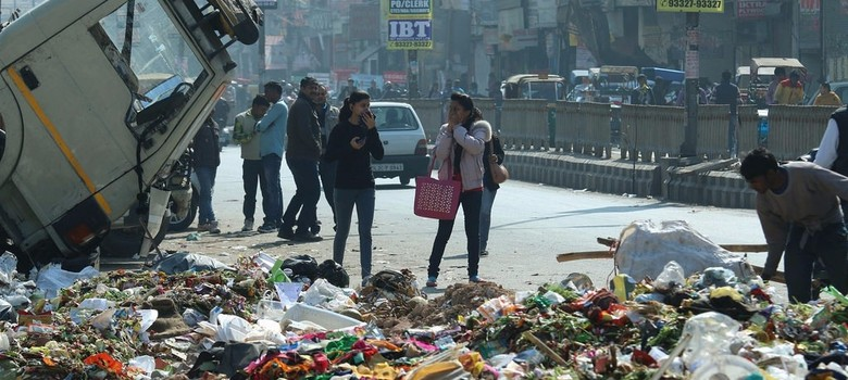 As garbage continues to pile up in East Delhi, a lesson on how to better manage our waste