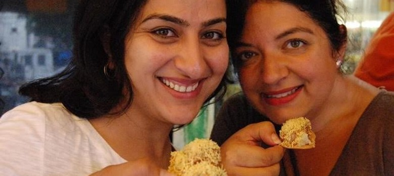 They think sev is crispy noodles, but Toronto is taking a liking to Mumbai's street food