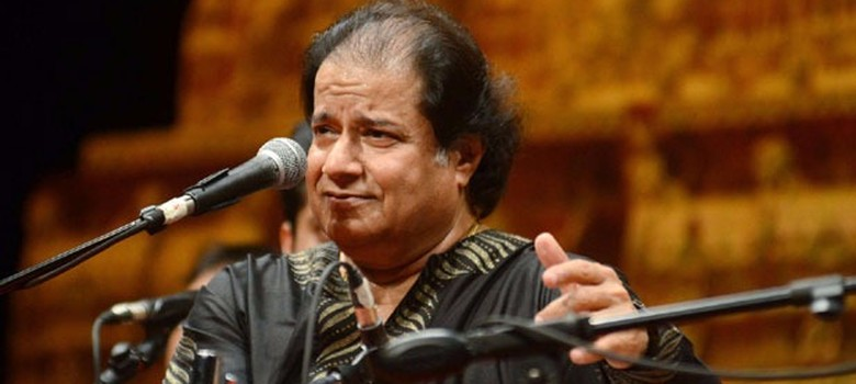 Does bhajan king Anup Jalota pass the ghazal test?