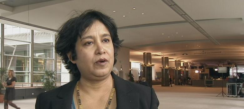 All religions are anti-woman, says writer Taslima Nasreen