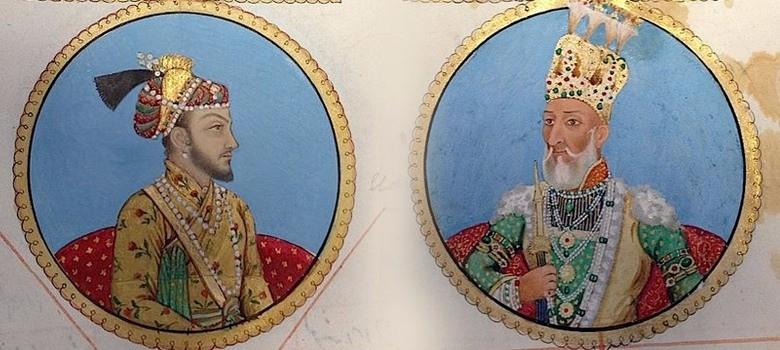 Who were the Mughals' ancestors?
