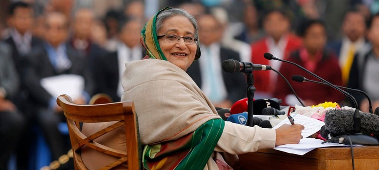 In Bangladesh too, the government is making a concerted effort to stifle dissent