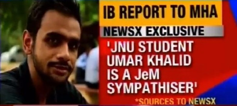 Sedition frenzy: How the media painted atheist and communist Umar Khalid as an Islamist