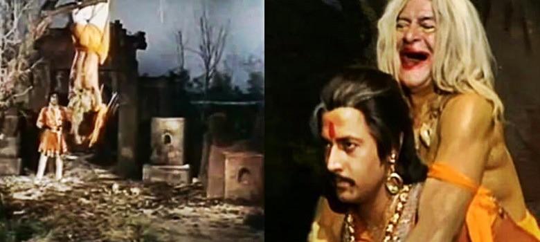 The DD Files: The terrifically tacky 'Vikram aur Betaal'