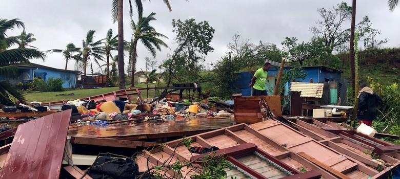 Cyclone Winston toll rises to 17 in Fiji
