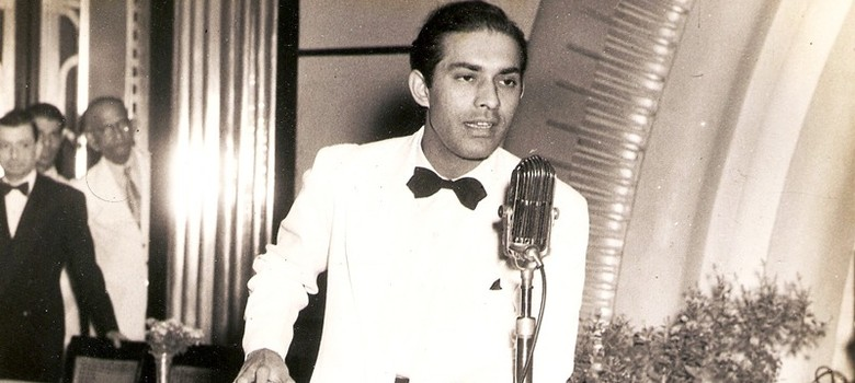 Talat Mahmood, the photogenic ghazal superstar
