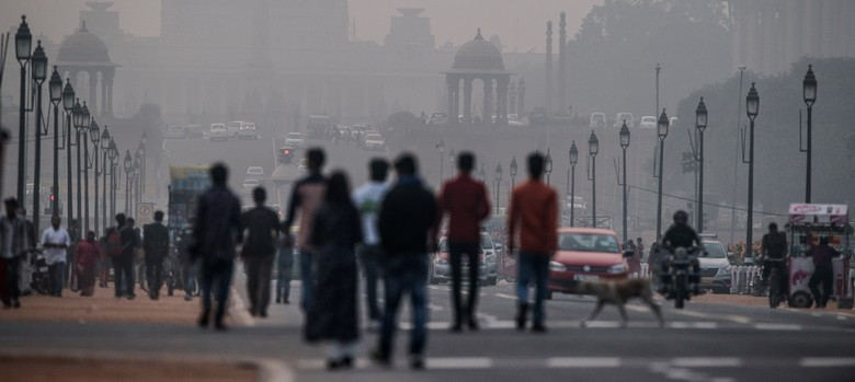 AAP government plans giant vaccuum cleaners to make Delhi's roads dust-free