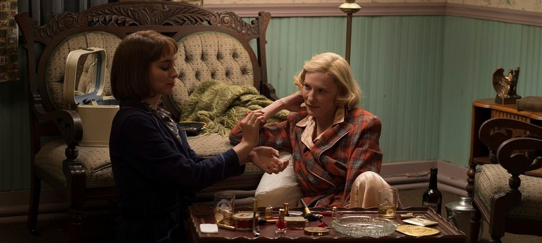 Film review: 'Carol' is a sumptuous love story set in 1950s New York