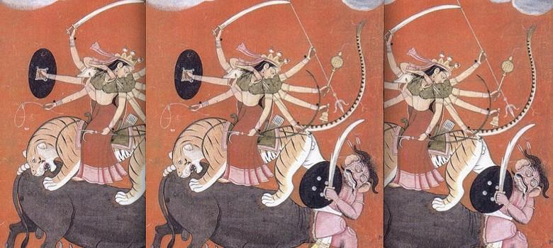 Guess what? Durga and Mahishasur actually share the same origin
