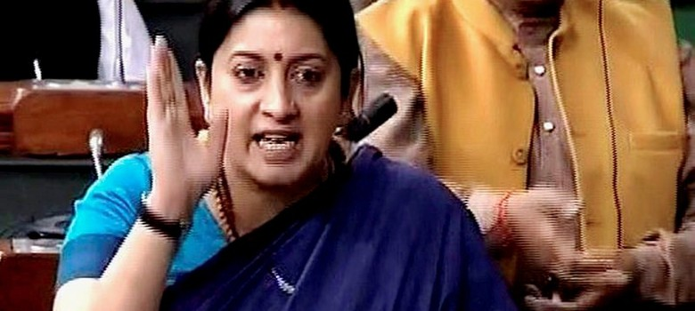 'Smriti Irani misrepresented my work in her speech': Oxford researcher Sarmila Bose
