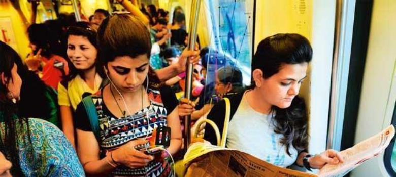 A goal to look forward to on Women's Day: Safe, accessible public transport