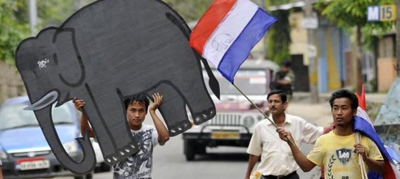 Asom Gana Parishad will fight 2016 Assam elections with BJP